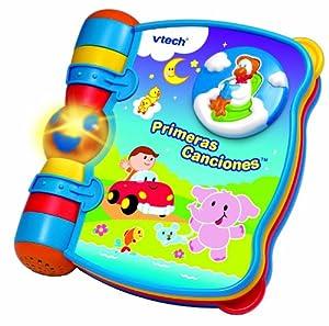 Vtech Primera Infancia - Primeras Canciones  80-060807