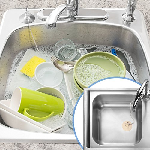 Laundry Tub Cover : KitchenCo Tub and Sink Drain Cover - Basement Floor, Utility Sink and ...