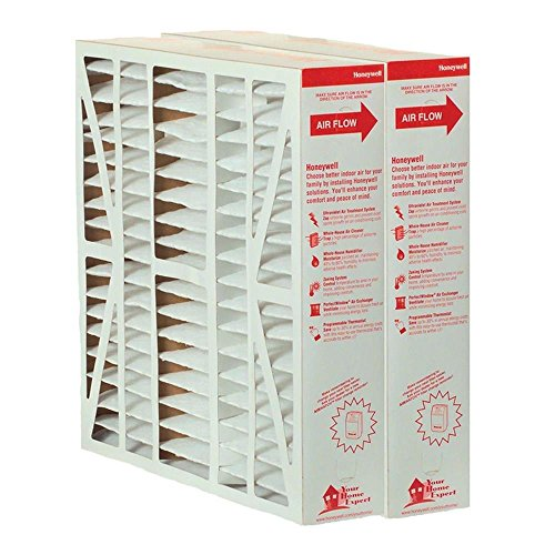 "Heating, Cooling & Air Honeywell - FC100A1037 Pleated Filter 20"" x 25"" x 4"" MERV 11 (2 Pack)"