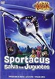 Lazy Town: Sportacus Salva Los Juguetes - Temporada 2, Volumen 1 [DVD] en Castellano