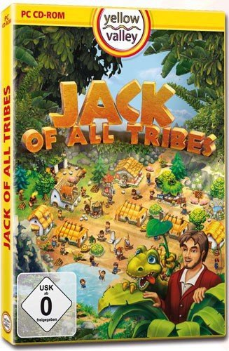 Jack of all Tribes (Yellow Valley) [Edizione: Germania]