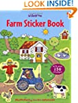 Farm Sticker Book
