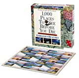 1000 PLaces To See 1000 Pc Puzzle Gorgeous Beaches