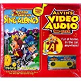 Alvin & the Chipmunks SING-ALONGS: Video Audio Fun-Pack Working on the Railroad [VHS]