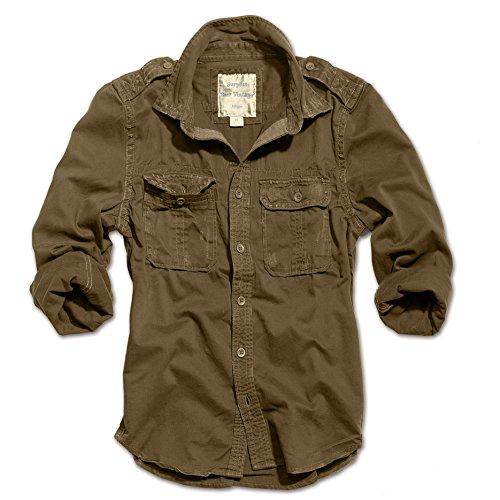 surplus-1-1-raw-vintage-shirt-slim-fit-braun-xxl