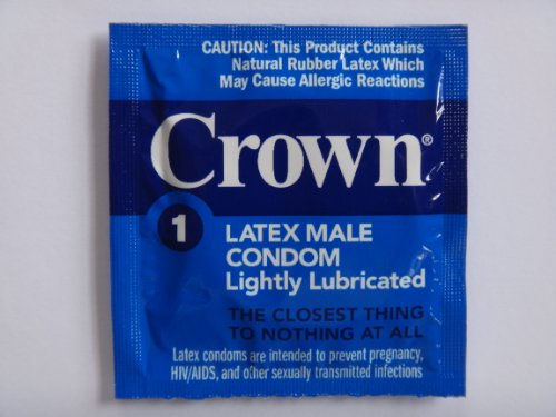 Okamoto CROWN condoms - 25 condoms