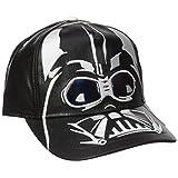 Star Wars Big Boys' Darth Vader Baseball Cap, Black, 4-7 Years