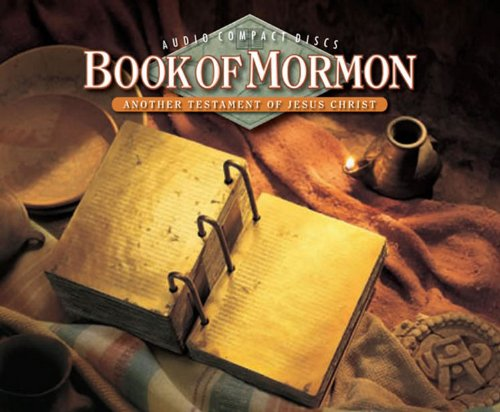 The Book of Mormon: Audio Compact Discs (23 Disc CD Set) Audiobook