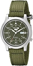 Comprar Seiko SNK805K2 - Reloj  (verde)