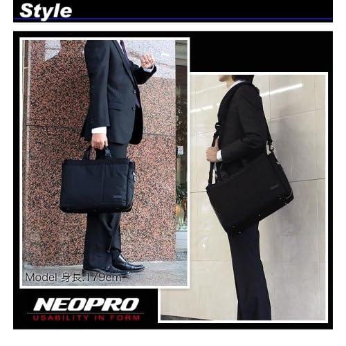 NEOPRO Bluepoint ビジネスバッグ ブリーフケース 1-502 ブラック