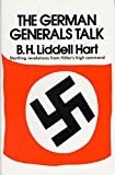img - for The German Generals Talk book / textbook / text book