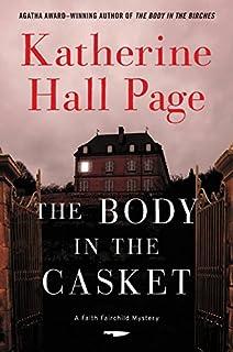 Book Cover: The Body in the Casket: A Faith Fairchild Mystery
