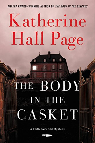 Book Cover: The Body in the Casket: A Faith Fairchild Mystery