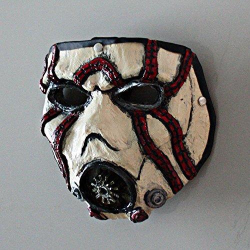1:1 Custom Halloween Costume Cosplay Prop Psycho Bandit Borderlands Mask MA508