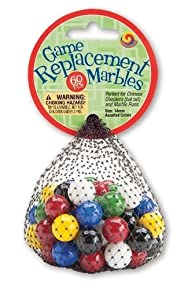 Mega Marbles 14mm Game Replacement Ma…