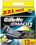 Ancienne Version Gillette Mach3 Lames...