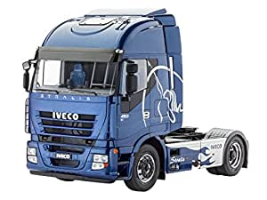 Amazon.com: 1:24 Revell Iveco Stralis Truck: Toys & Games