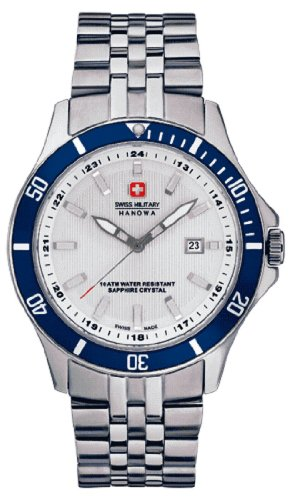 [スイスミリタリー]SWISS MILITARY腕時計  フラッグシップ アマゾン限定モデルML-322メンズ【正規輸入品】