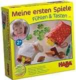 4653 - HABA - Meine ersten Spiele - Fühlen und Tasten