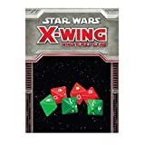 Star Wars 6 Custom Roleplaying X-Wing Dice Pack
