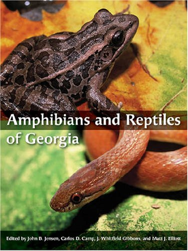 Amphibians and Reptiles of Georgia PDF