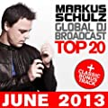 Global DJ Broadcast Top 20 - June 2013