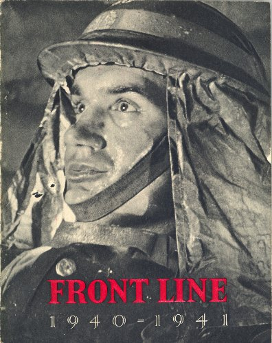 Front Line 1940-41: The Official Story of the Civil Defence of Britain