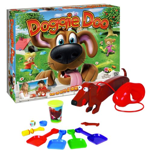 Doggie Doo With English & French Instructions