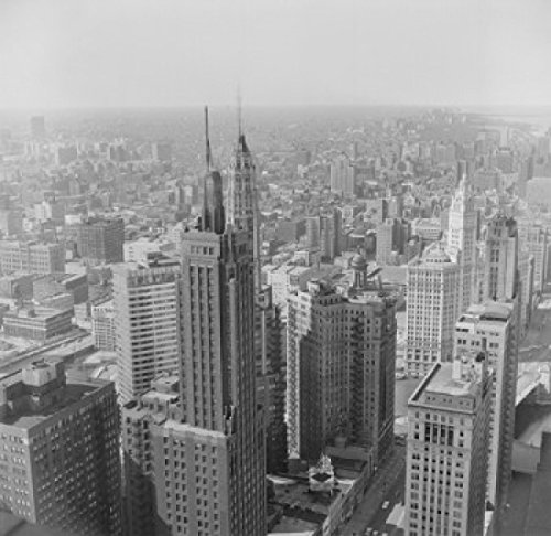 usa-illinois-chicago-downtown-from-prudential-building-poster-6096-x-9144-cm