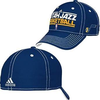 NBA Utah Jazz Authentic Practice Graphic Cap - Tt80Z by adidas