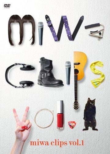 miwa clips vol.1 [DVD]