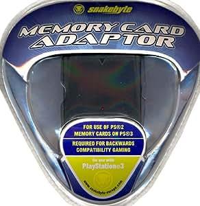 Snakebyte PS3 Memory Card Adaptor (PS3)