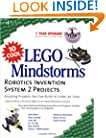 10 Cool LEGO Mindstorms Robotics Invention System 2 Projects: Amazing Projects You Can Build in Under an Hour