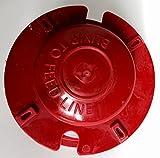 Fadenspule Ersatzspule Spule Benzin Freischneider Sense Ersatzfadenspule passend für Einhell GH BC 33-4 S