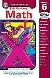 Math, Grade 6 (Skill Builders (Rainbow Bridge Publishing))