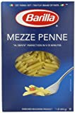 Barilla Mezze Penne, 16-Ounce Boxes (Pack of 4)