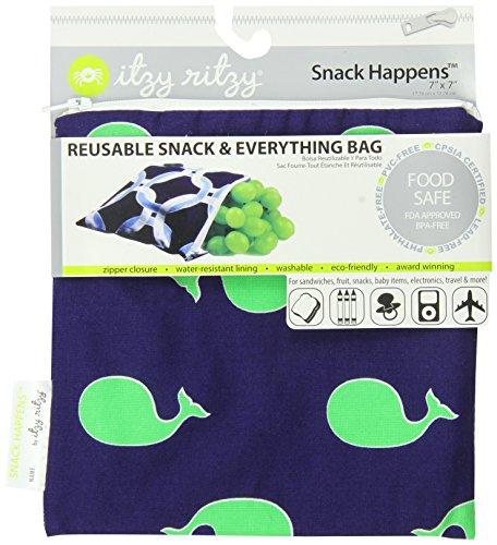 itzy-ritzy-snack-happened-piccola-borsa-per-spuntino-riutilizzabile-motivo-balenottere-colore-blu