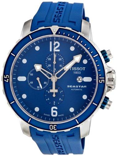 Tissot Men's T066.427.17.047.00 Blue Dial T Sport Watch