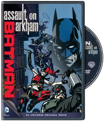 Batman: Assault on Arkham at Gotham City Store