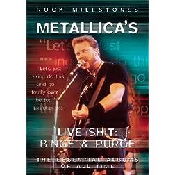 Metallica's Live Shit: Binge & Purge