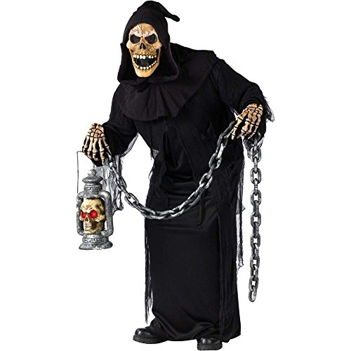 Grave Ghoul Adult Costume - One Size