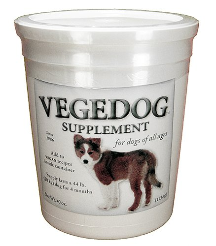 Vegedog Supplement
