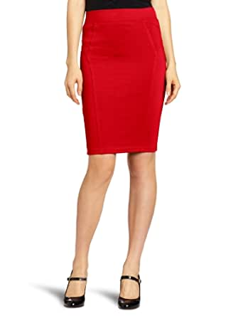 necessary objects juniors ponte pencil skirt