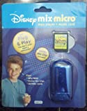 Disney Mix Micro MP3 Player and 12-Song Mix Clip Music Card