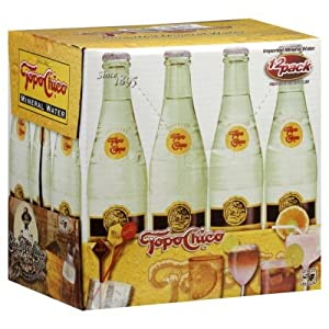 Amazon.com: Topo Chico, Water Mineral 12 Pk, 1 EA: Health & Personal