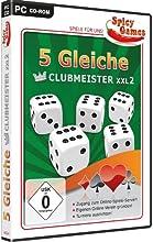5 Gleiche Clubmeister XXL2 [Importación alemana]