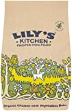 Lily's Kitchen Organic Chicken and Vegetable Bake Dry Food for Dogs 1Kg
