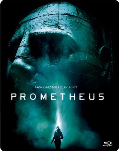 プロメテウス スチールブック仕様 (2,000セット数量限定生産) [Blu-ray]
