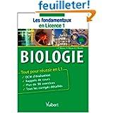 Biologie - Les fondamentaux en Licence 1