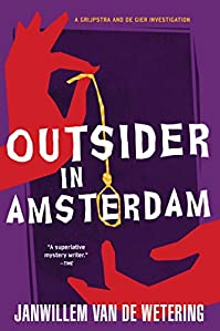 Outsider In Amsterdam by Janwillem Van De Wetering ebook deal